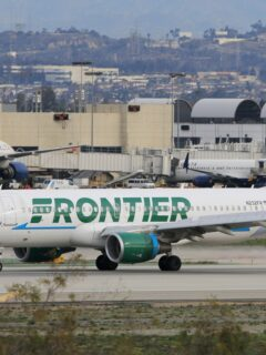 Frontier Airlines Announces 12 New Routes Focusing On Cancun and Tampa