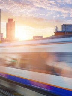 Low Cost, Low Carbon Train Provider Set To Launch In UK This Month