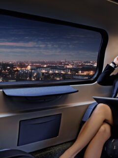 Luxurious Train Travel is Trending in the US