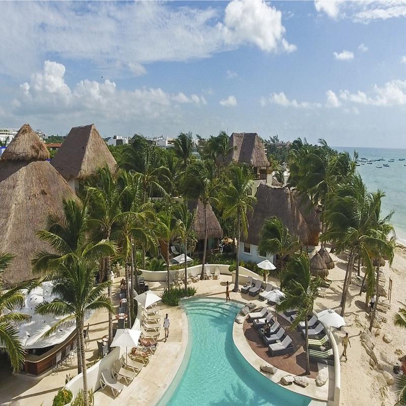 5. Mahekal Beach Resort, Playa del Carmen, Mexico