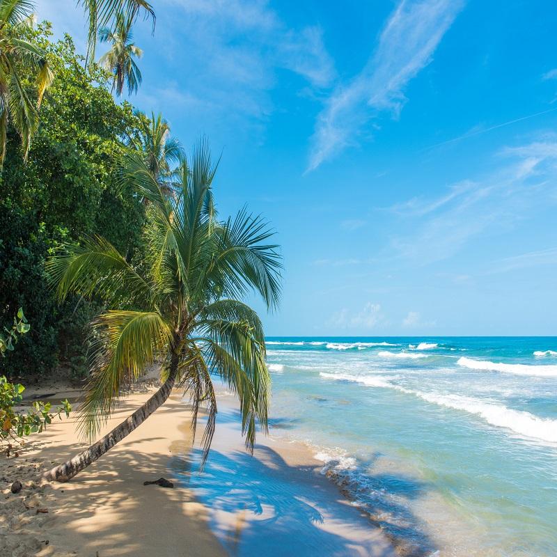 Playa Chiquita - beach close to Puerto Viejo,