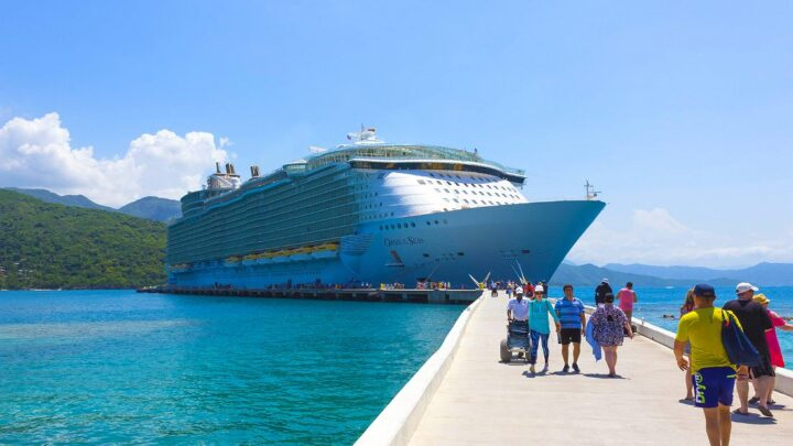 Royal Caribbean Announces Details Of Record Breaking Mega Cruise