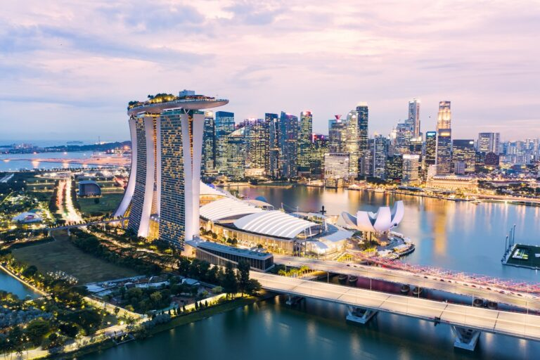 Singapore Reopening To U.S, British, And Canadian Tourists October 19th
