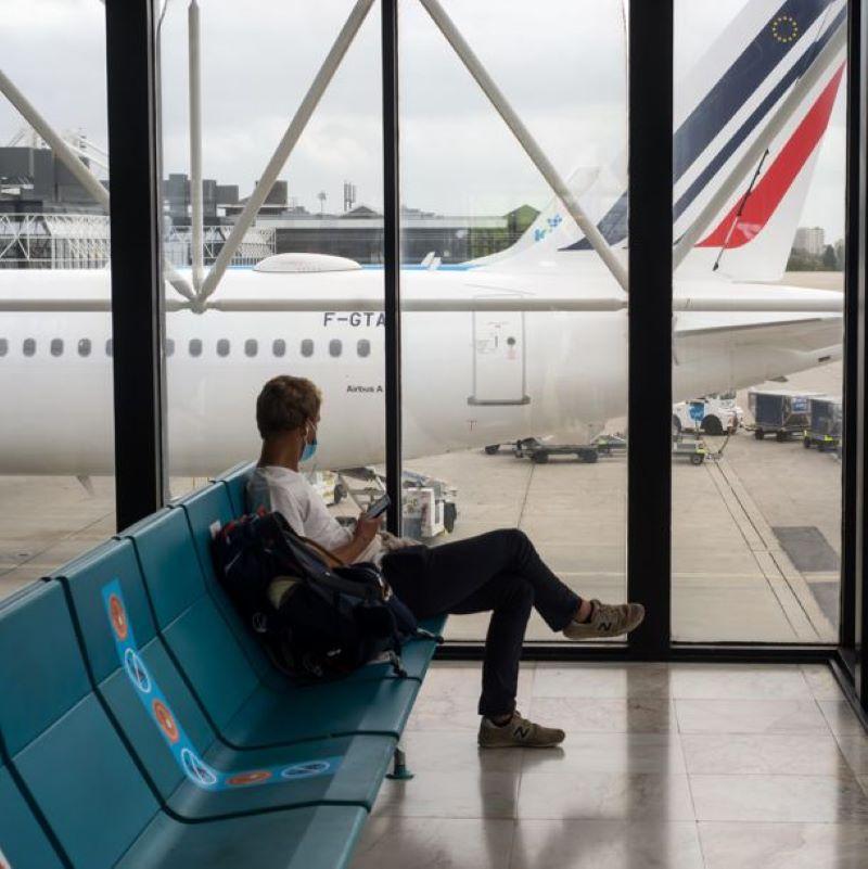 air france gate airport