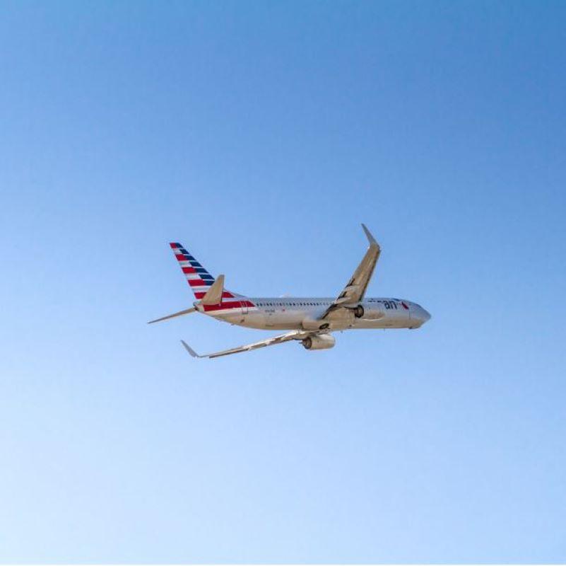 american airlines flight