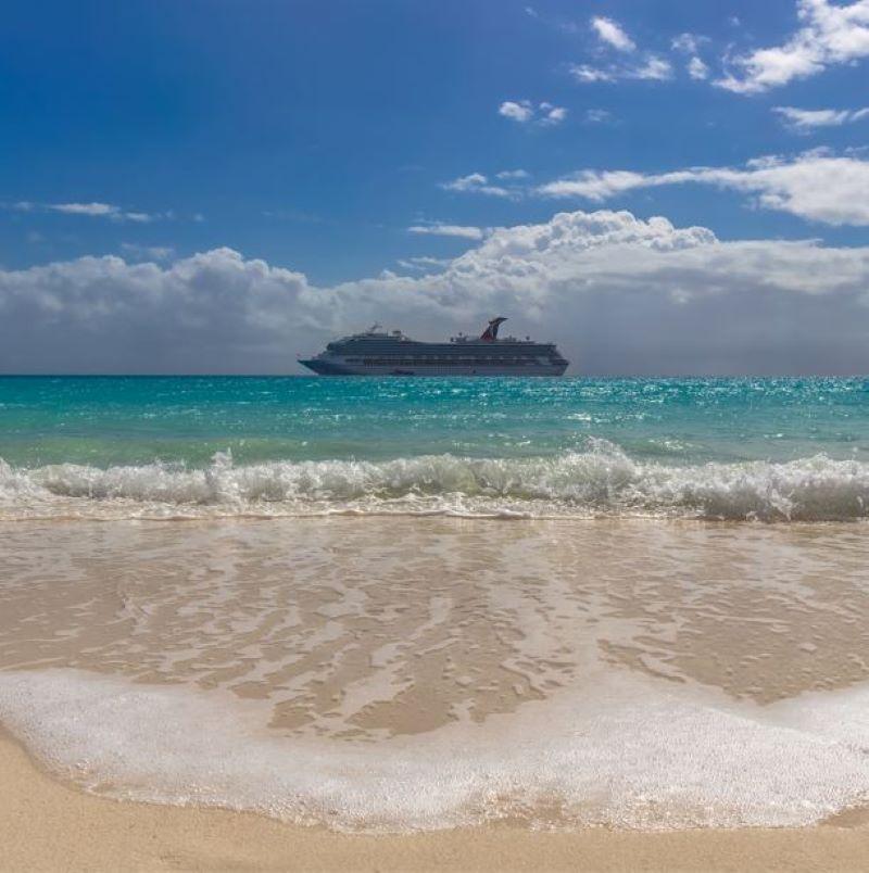 carnival cruise beach