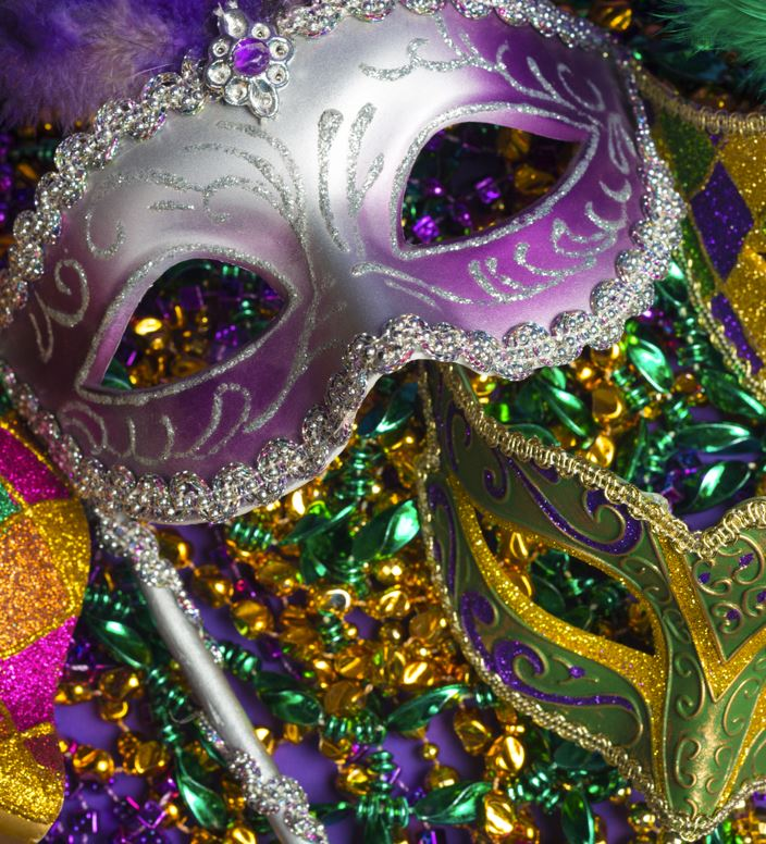 Stop By The Mardi Gras Museum Of Costumes And Culture