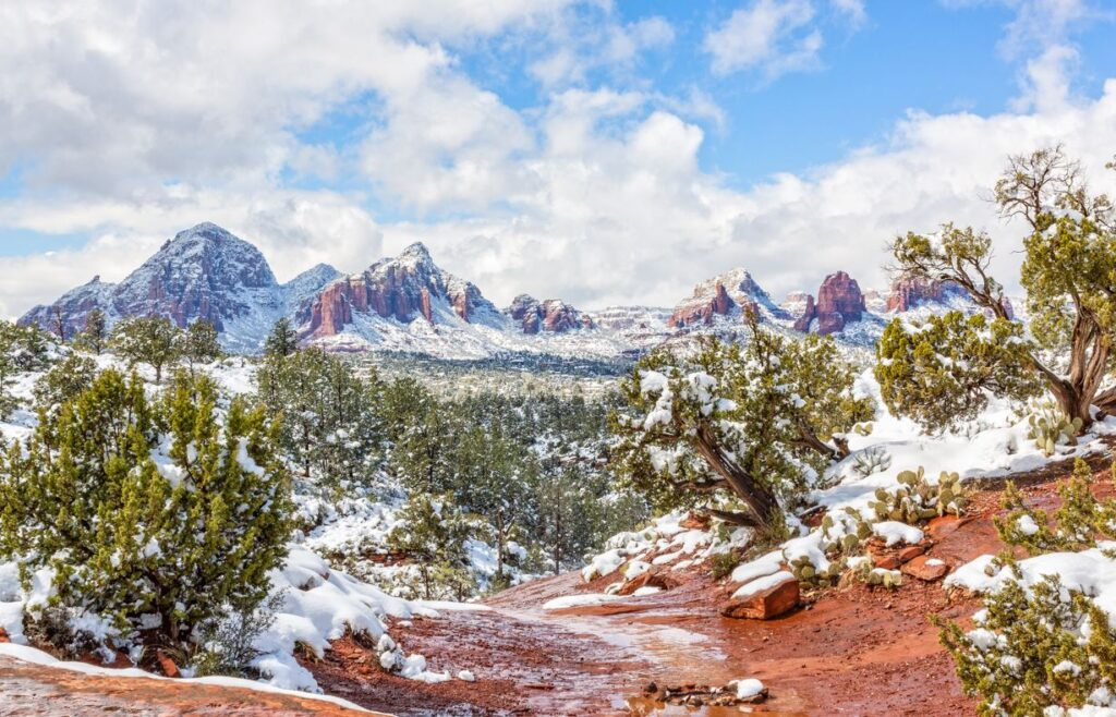 Top 7 Winter Couples Getaways In The US