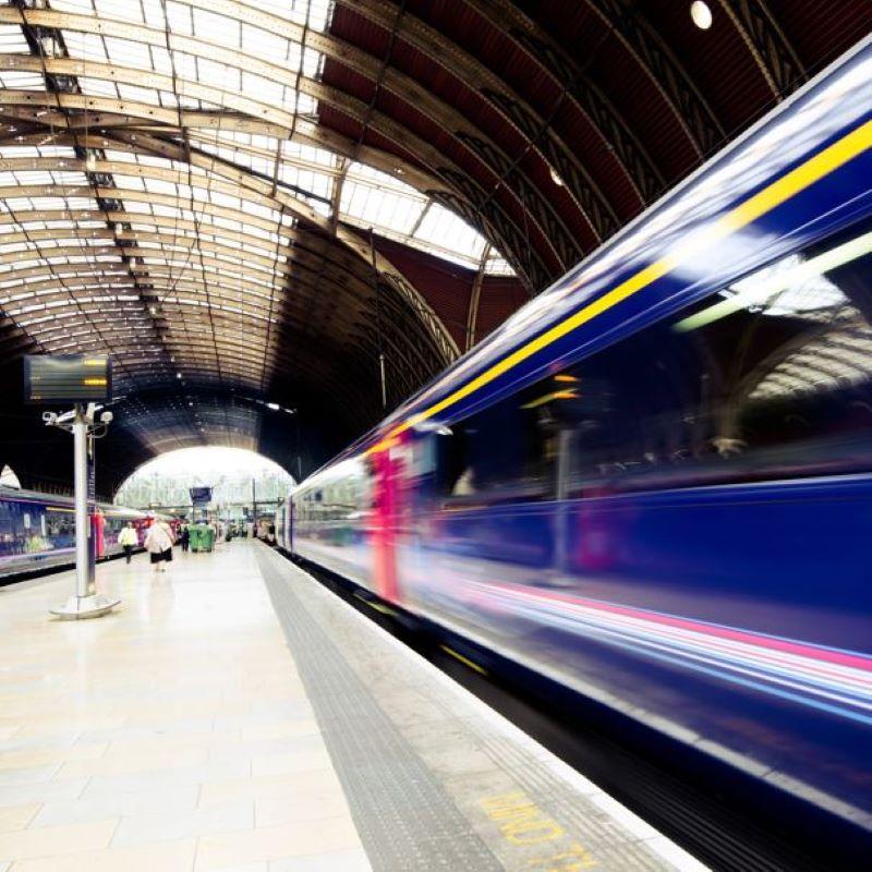 train uk london